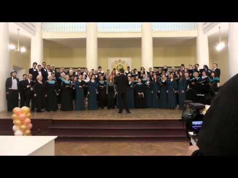 Клип хор - Gaudeamus