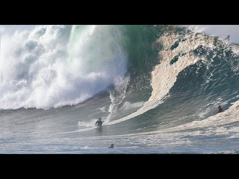 Biggest Waves I've EVER Seen at the Wedge in Newport Beach