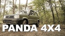 Fiat Panda 4x4 - Der geht was!  | 4x4PASSION #214