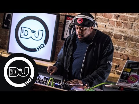 DJ Marky drum & bass set live from #DJMagHQ