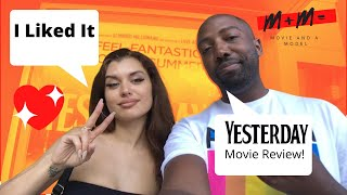 Yesterday Movie Review   The Beatles Movie 2019