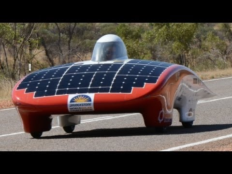 Cars Race Part 4 a | Stanford Solar Car Project: Racing on S