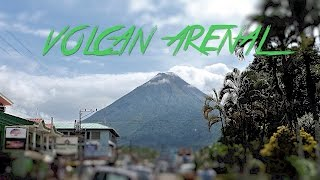 🇨🇷 volcan arenal fortuna costa rica 25 2016 vlog turismo documental