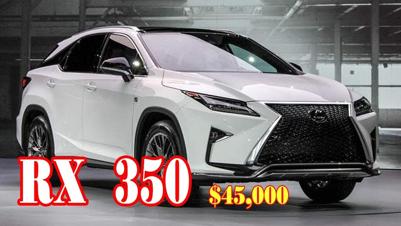 2019 Lexus Rx 350 Price | 2019 Lexus Rx 350 Review | 2019 Lexus Rx 350  Release Date | Buy New Cars