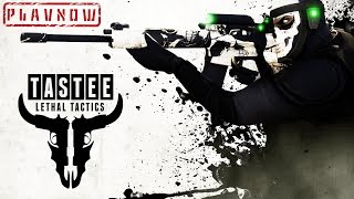 PlayNow: TASTEE Lethal Tactics | PC Gameplay (Action Turn Based Tactics Game)