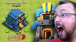NOVO CV12 REVELADO NO CLASH OF CLANS - SNEAK PEEK 01