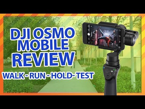 DJI Osmo Mobile Review: Best phone tripod for YouTube 2018  – Owen Video