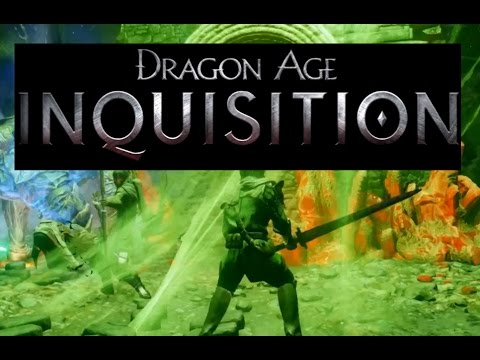 Dragon Age Inquisition - The Old Temple Complete Walk Through