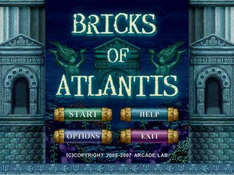 Bricks Of Atlantis 브릭스 오브 아틀란티스