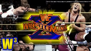 WWF Wrestlemania 10 Review | Wrestling With Wregret
