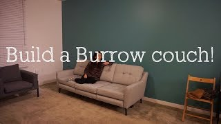 New Couch! - Burrow