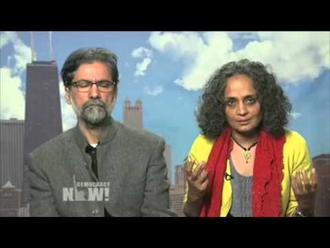 A New Intifada in Kashmir Arundhati Roy & Sanjay Kak on the World