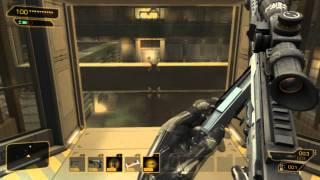 Deus Ex: Human Revolution [Maxed Out] , 16xAA DirectX11 Triple Buffered