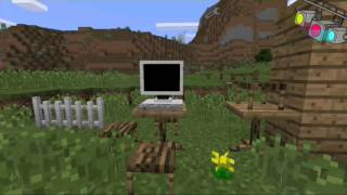 Minecraft PE - MOD - FURNITURE, WITH LINK