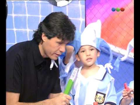 El Show Musical De Los Chicos, Federico - Videomatch