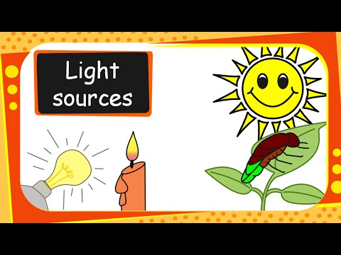 Worksheet Light Energy Worksheets For Kids science sources of light basic english youtube english