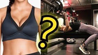 Jak trenować by powiększyć biust | Dźwiganie od podstaw#5 Wyciskanie leżąc