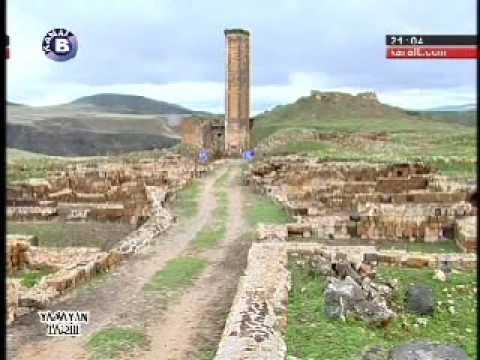 Ani Harabeleri Kars 1/3 - Yaşayan Tarih Kanal B