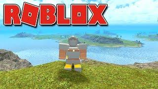 Roblox-NEW AMAZING SURVIVAL GAME (Booga Booga)