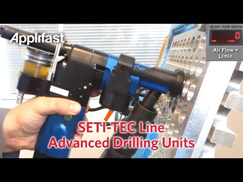 Applifast – SETI-TEC Line Advanced Drilling Units