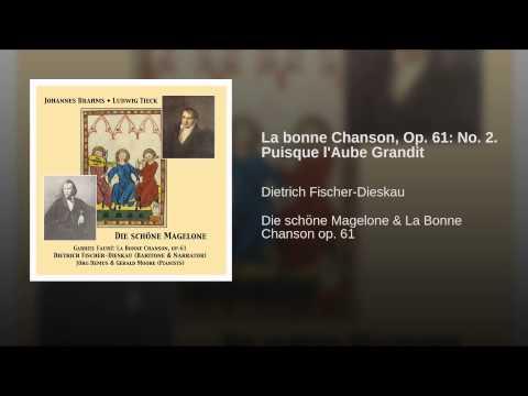 La bonne Chanson, Op. 61: No. 2. Puisque l'Aube Grandit