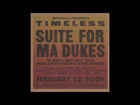 """Miguel Atwood-Ferguson - Suite For Ma Dukes, """"Jealousy"""" (from Mochilla """"Timeless"""" DVD)"""