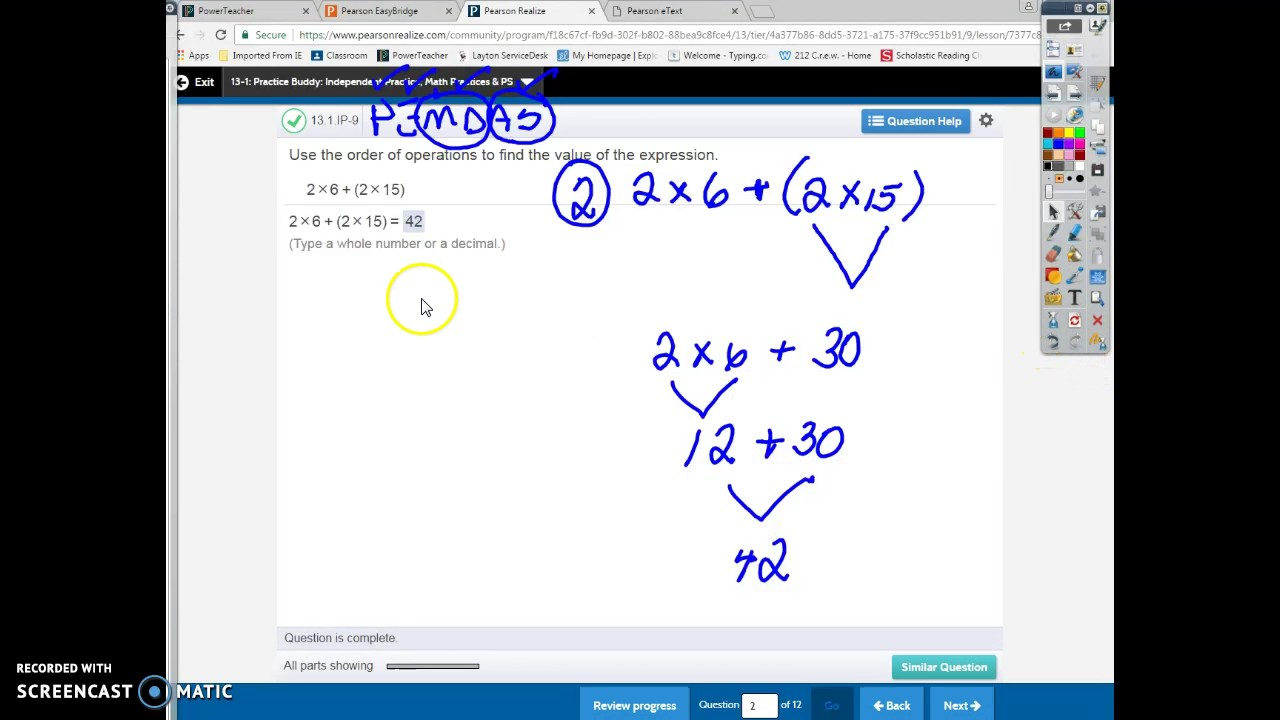 Workbooks envision math grade 5 workbook online : Envision Math Topic 13 Lesson 1 - YouTube