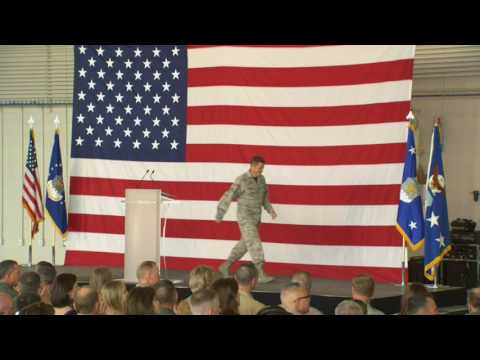 UTAH: HILL AIR FORCE BASE - F-35A Amazing Air Show! Full Event Video. (Aug. 5, 2016).