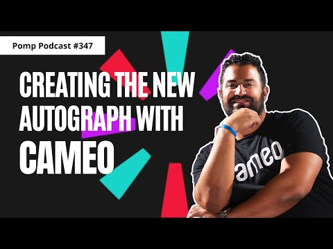 Pomp Podcast #347: Steven Galanis on Creating The New Autograph With Cameo