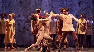 In Rehearsal: Hilarion vs. Albrecht in Akram Khan's Giselle