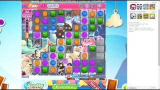 candy crush saga level 1414 no booster 3 stars 205 k pts