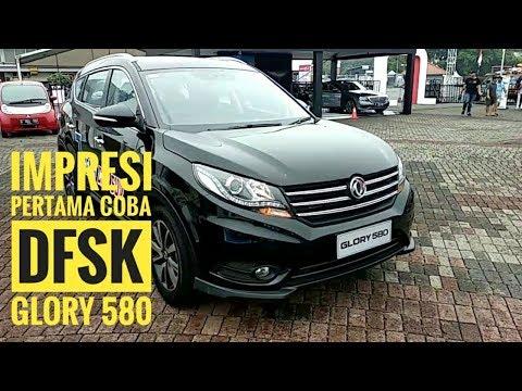 Coba SUV 7 Penumpang Baru, DFSK Glory 580