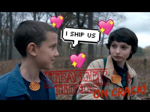 Stranger Things - Mike & Eleven - You Found Me - YouTube