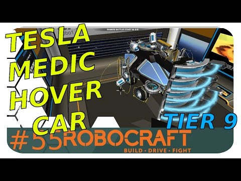 Robocraft Fastest Car