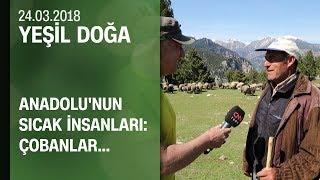Anadolu'nun sıcak insanları: Çobanlar... - Yeşil Doğa 24.03.2018 Cumartesi