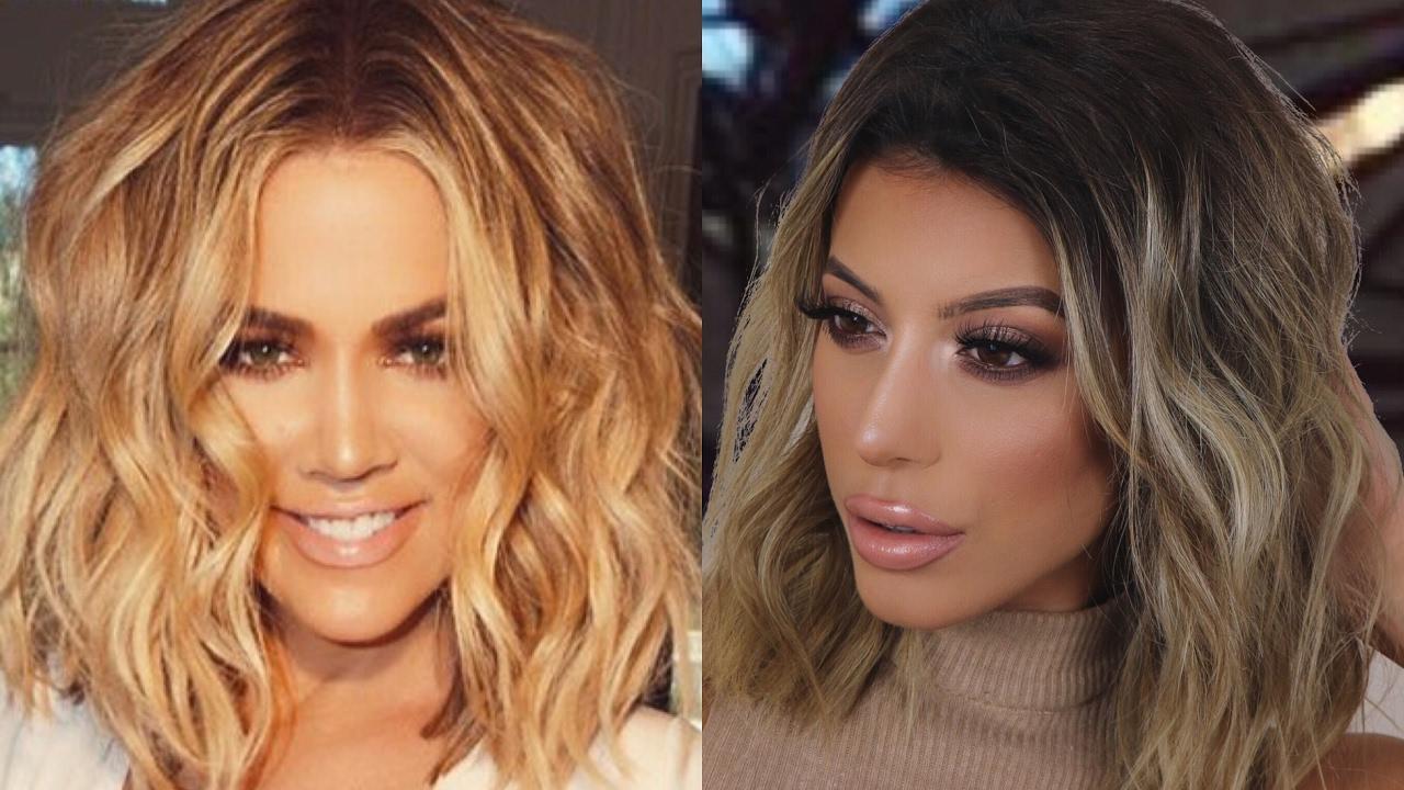 Khloe Kardashian Makeup Tutorial Amys Makeup Box