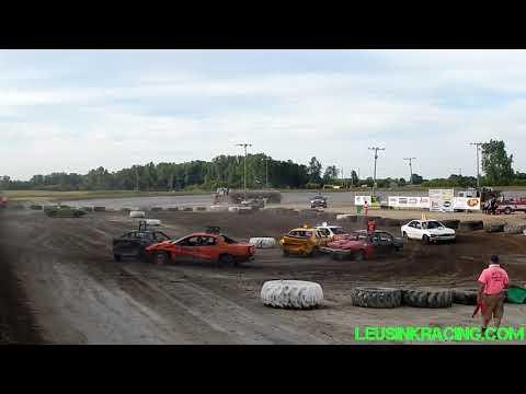 I 96 Speedway Stock Heat