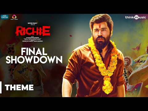 Richie | Final Showdown | Nivin Pauly, Natty, Lakshmi Priyaa Chandramouli | B. Ajaneesh Loknath
