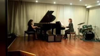 Isaac Berkovitch.concerto. Aylin Ozdemir.Nazime Aliyeva.