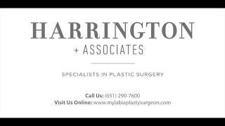 Dr. Jennifer Harrington | Before & After Video: Labiaplasty Case #1530