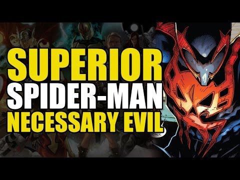 Совершенный Человек-паук. Том 4. Необходимое Зло Superior Spider-Man Volume 4: Necessary Evil Обзор