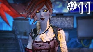 Borderlands 2 - LILITH, THE FIREHAWK - Gameplay Walkthrough - Part 11 (Xbox 360/PS3/PC) [HD]