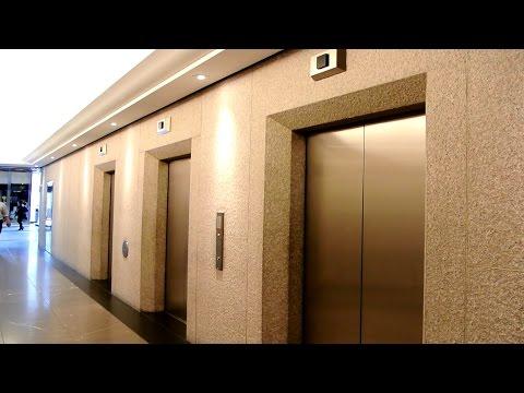 1976-79 Otis Lexan high-rise elevators, modernized @ Royal Bank Plaza, Toronto, Canada