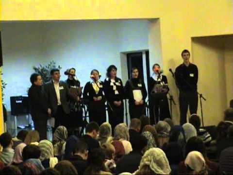 Ukraina - Konferencja młodzieżowa Legnica 2011