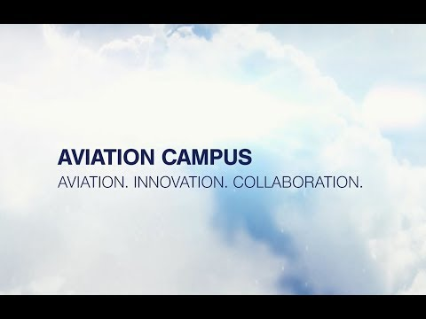 Aviation Campus. We connect people, technology and the future. / Lufthansa Systems
