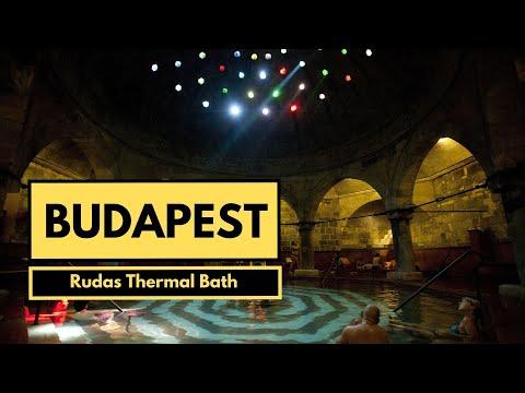 RUDAS THERMAL BATH & WELLNES SPA   RUDAS SPA  THERMAL SPA IN BUDAPEST   BUDAPEST   HUNGARY  