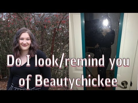 Well Here It Is Do I Look Like Beautychickee? Makeup Tutorial And Lookbook | Kiersten Wallace