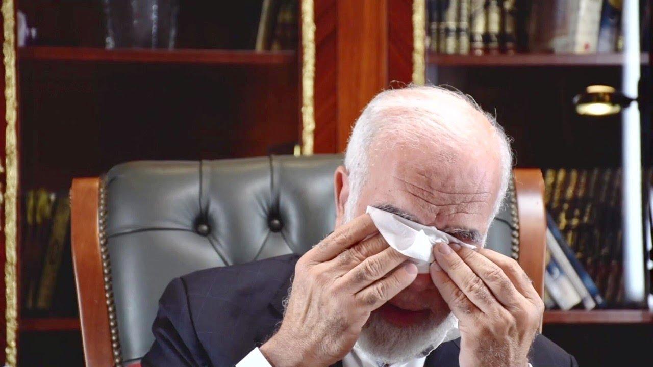 موقف من حياة النبي يتسبب في بكاء الشيخ وإنهاء الحلقة
