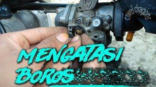 Cara Mengatasi Petamax yang Boros Pada Honda Kharisma, Kirana, Supra 125