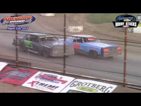 Sheyenne Speedway Hobby Stock A-Main (8/11/19)